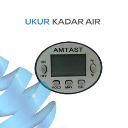 Alat Ukur Suhu Digital AMTAST AMT121