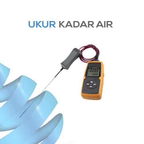 Alat Ukur Suhu RTD AMTAST SM6806A