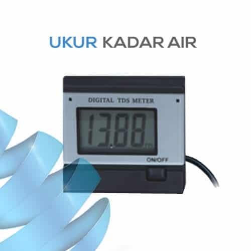 Alat Ukur TDS Meter AMTAST KL1393B