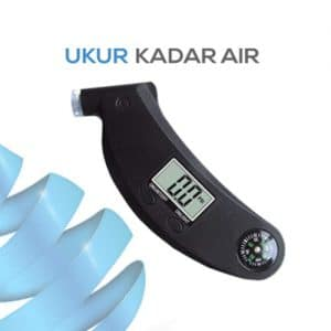Alat Ukur Tekanan Udara Ban AMTAST TA112A