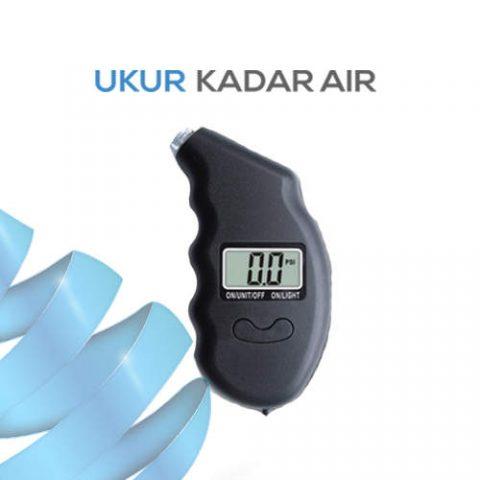 Alat Ukur Tekanan Udara Ban AMTAST TA113