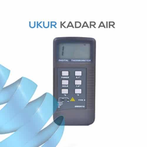 Termometer Digital AMTAST DM6801A