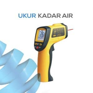 Termometer Inframerah AMTAST AMF005