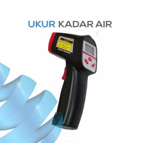 Termometer Inframerah AMTAST IR102