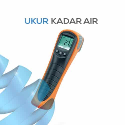 Termometer Inframerah AMTAST ST520
