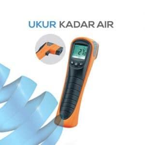 Termometer Inframerah AMTAST ST652