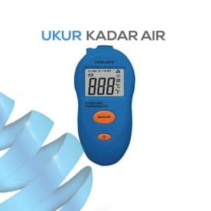 Termometer IR Portabel AMTAST DT8260