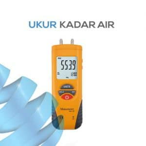 Alat Pengukur Tekanan Udara AMTAST AMF109