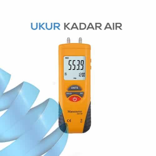 Alat Pengukur Tekanan Udara AMTAST AMF111