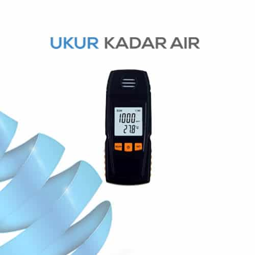 Alat Ukur Gas Detektor AMTAST AMF075