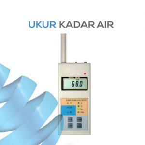 Alat Ukur Intensitas Suara AMTAST SL5816
