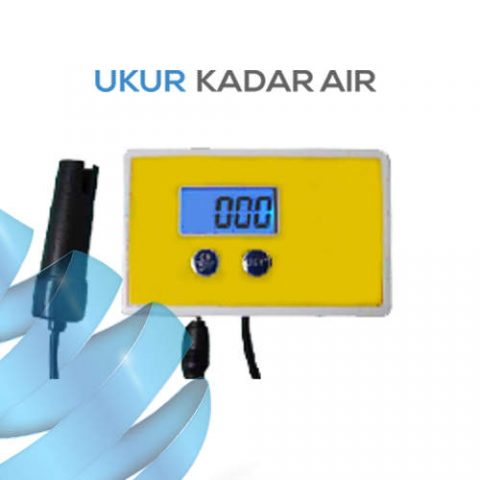 Alat Ukur Monitor Aquarium Salinitas Air KL2707