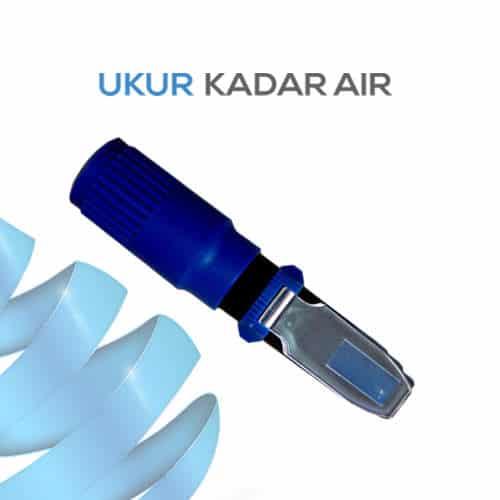 Alat Ukur Refraktometer AMTAST RPA-200