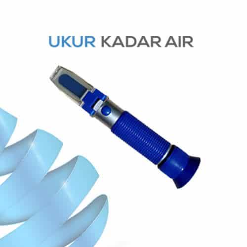 Alat Ukur Refraktometer Bir AMTAST AMR008