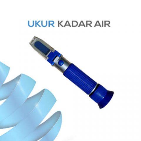 Alat Ukur Refraktometer Madu AMTAST RHH92ATC