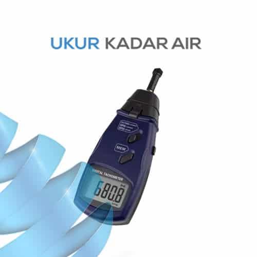 Alat Ukur Tachometer AMTAST SM6236E