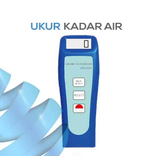 Alat Ukur Tachometer Mesin AMTAST GED2600P