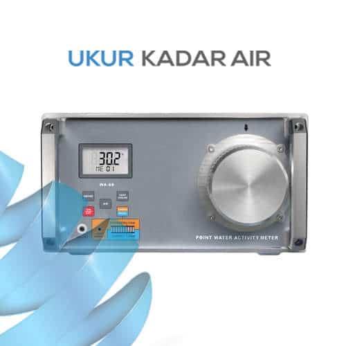 Alat Ukur Titik Embun Aktivitas Air AMTAST WA60